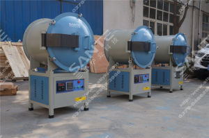 Stz-10-13 1300degrees Heat Treatment Vacuum Furnace Laboratory Equipment pictures & photos
