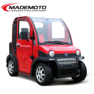 Hot Selling 2.8kw 2 Doors Electric Car with 150km Range pictures & photos