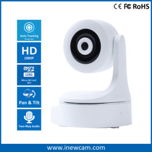 2017 New 1080P Auto Tracking Security IP Camera for Home Security pictures & photos