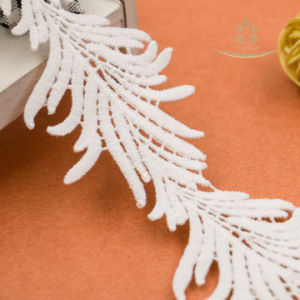 Hot Sale Water Soluble Lace for Lingerie pictures & photos