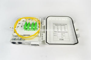 8port FTTH Waterproof Fiber Optic Terminal Box pictures & photos