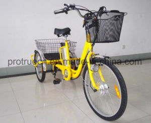 Lithium Battery Electric Cargo Bicycle pictures & photos