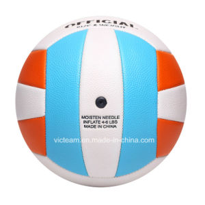 Regular Size Weight Machine-Sewing Volleyball Ball pictures & photos