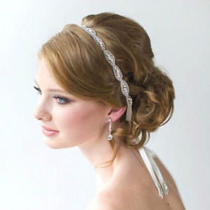 Romantic Wedding Hair Accessories Hair Pins Bridal Headpieces pictures & photos