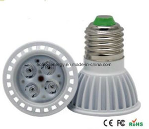 Top Quality Ce and Rhos E27 4W LED Spot Light pictures & photos
