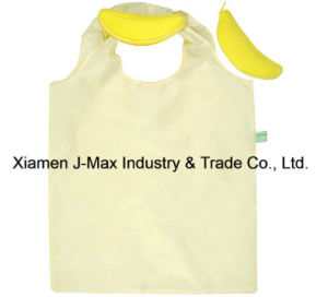 Foldable Shopper Bag, Fruits Banana Style, Reusable, Lightweight, Grocery Bags and Handy, Gifts, Promotion, Accessories & Decoration pictures & photos