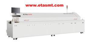 SMT Reflow Oven for PCB LED Assembly pictures & photos