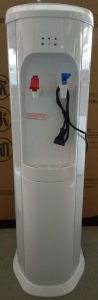 White or Black Water Dispenser with Compressor (XJM-1596) pictures & photos