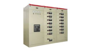 Low Voltage Capacitor Compensation Switchgear Cabinet/Power Generation Switchgear Cabinet/Power Use Switchgear Cabinet pictures & photos