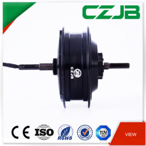 Czjb104c 48V 500W BLDC Geared Electric Bicycle Wheel Hub Motor for Mountain Bike pictures & photos