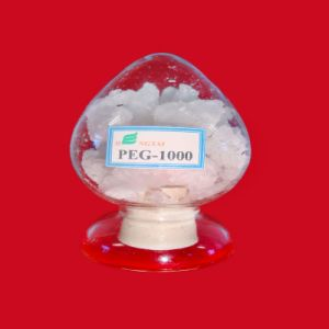 Polyethylene Glycol 1000 for Pharmaceutical Adjuvant pictures & photos
