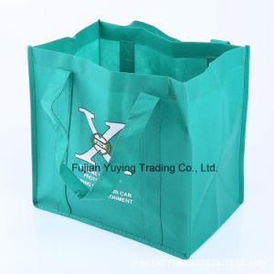 Non Woven Shopping Tote Bag with Cutomed Size (YYNWB049) pictures & photos