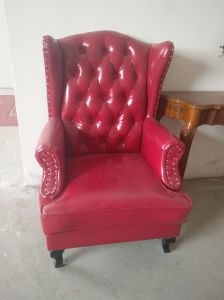 Modern Hotel Chair Home Leisure Chair with PU Leather pictures & photos