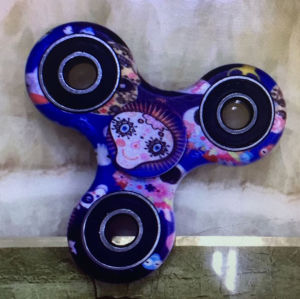 Fidget Spinner with Camo Pattern, Autism and Adhd Children′s Best Toys, Also Compressed Toys Adult pictures & photos