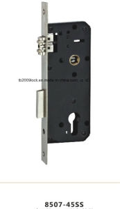 Stainless Steel Mortise Door Lock/Lock Body/Lock (8505-45SS) pictures & photos
