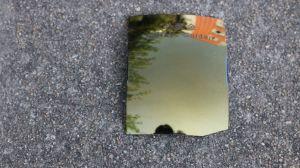 Colorful Eyeglasses Polarized Tac Lens (T Brass Golden) pictures & photos