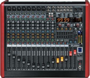 Special New Design Powered Mixer X8p Series Professional Amplifier pictures & photos