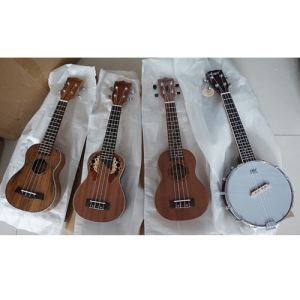 Aiersi Soprano Ukulele in Full Size Wholesale Ukulele pictures & photos