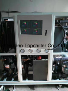 15kw-25kw -10c Water Cooled Glycol Water Chiller for Chemical Industry pictures & photos