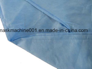 Ultrasonic Operating Gown Sewing Machine pictures & photos