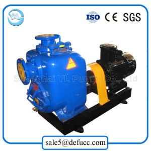 Electric Motor End Suction Self Priming Fire Protection Pump Manufacturer pictures & photos