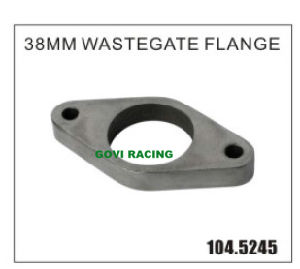 Steel Forged Turbo Flange Pipe Flange 38mm for Exhaust pictures & photos