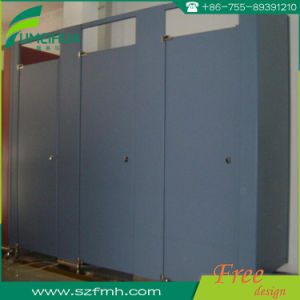High Density Popular Fireproof HPL Bathroom Panels pictures & photos