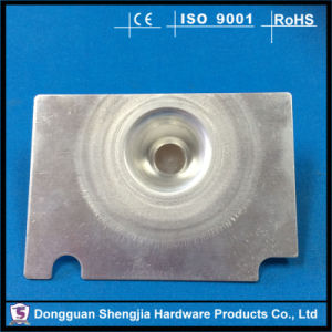 Metal Sheet Parts Aluminum Stamping Product