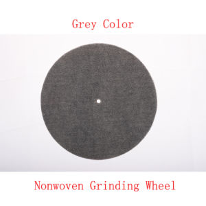 "4""X1"" 5p Non Woven Grinding Disc Nylon Disc Brush Surface Conditioning Wheels pictures & photos"