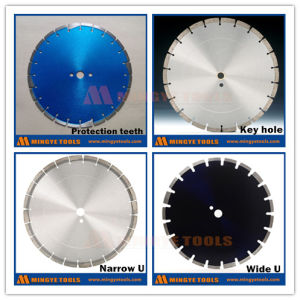 Diamond Saw Blade, Diamond Disc for Cutting Asphalt or Concrete Road pictures & photos