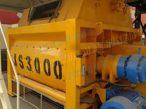 Factory Price Best Selling Concrete Mixer Machine Js3000 pictures & photos