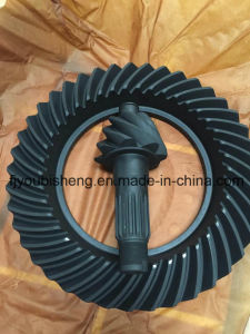Ratio 8: 41, Crown Wheel and Pinion for Isuzu D600 pictures & photos