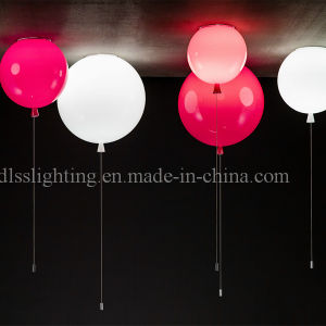 New Italy Design Creative Colourful Balloon Decorative Ceiling Lamp pictures & photos