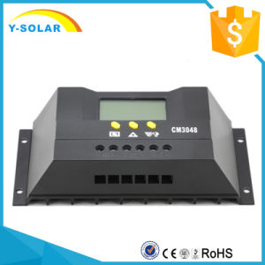 30A 48V Solar Controller LCD Display for Solar System Home Indoor Use with Ce Cm3048 pictures & photos