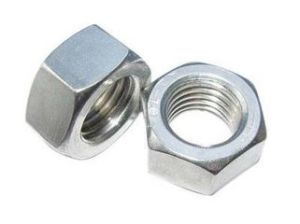 Nuts and Bolts/Stainless Steel Hex Bolts & Nuts Hexagon Anchor Bolt pictures & photos