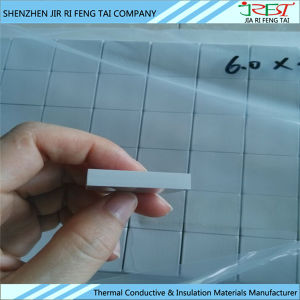 Cheap Silicon Rubber Thermal Pads pictures & photos