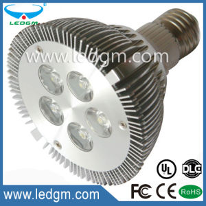 Aluminum Alloy E27 PAR30 5W LED Lamp pictures & photos