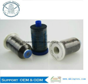Small Spool of Polyester Core Spun Sewing Thread pictures & photos