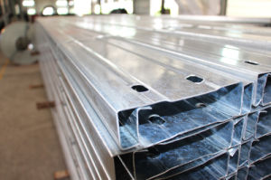 Hot DIP Galvanized C Profile for Roof Purlin pictures & photos