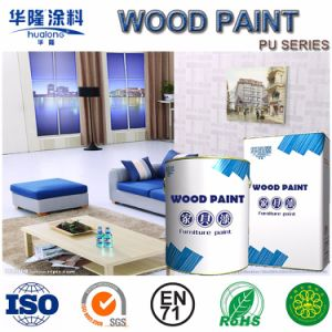 Hualong PU Fast Drying Solid Wood Transparent Furniture Basecoat (HJ104) pictures & photos