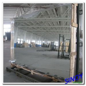 1.1mm - 6mm Thick Clear Silver Mirror Glass, Double Coated with Italy Fenzi Paints, for Interior Applications pictures & photos