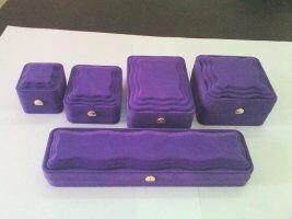 Luxury Factory Wholesale Flock Box pictures & photos