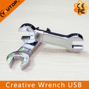 Custom Metal Wrench USB Flash Drive Maintenance Promotion Gift (YT-1260) pictures & photos