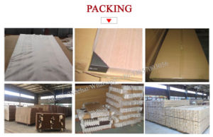 Finished Surface Solid MDF Wood Door Material Wooden Doors pictures & photos