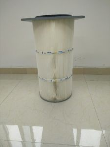 Industrial Cellulose Media Air Filter Cartridge for Power Plant pictures & photos