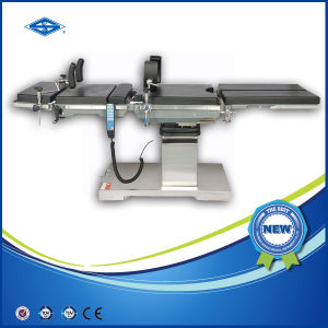 Cheap Hospital Electrical Hydraulic Operating Table (HFEOT2000E) pictures & photos