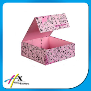Custom Made Magnetic Paper Gift Box for Shoes pictures & photos