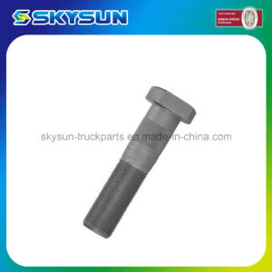 Factory Supply High Quality Wheel Nut Bolt for Benz Truck pictures & photos