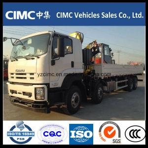 Isuzu Crane Mounted Truck/Truck Mounted Crane pictures & photos
