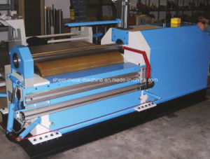 Micromotor Shell Roll Bending Machine (W10 Series) pictures & photos